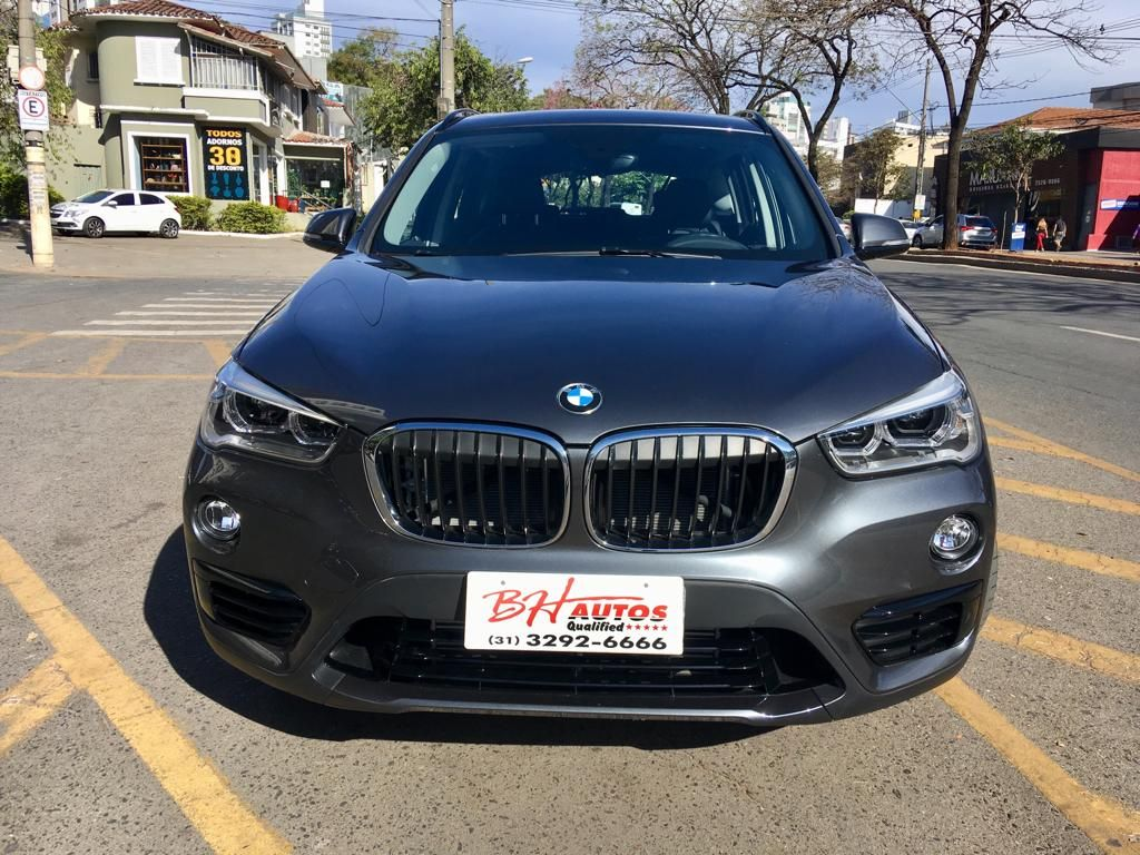 BMW X1 25i SPORT ACTIVE FLEX