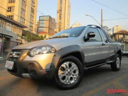 FIAT STRADA ADVENTURE LOCKER 1.8 16V FLEX