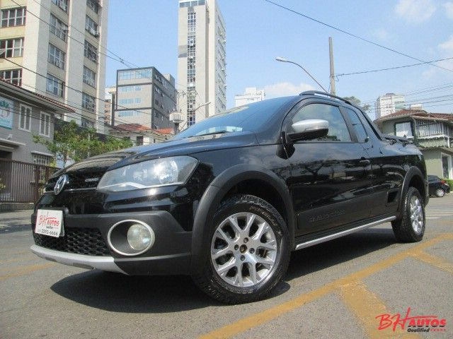 VW SAVEIRO CROSS 1.6 CE 8V