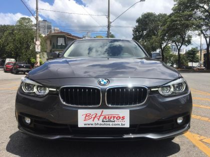 BMW 320i ACTIVE FLEX 2.0 TURBO